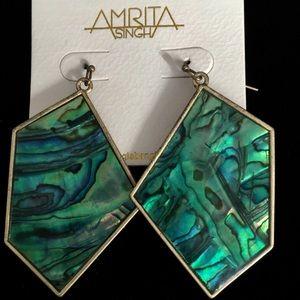Amrita Singh earrings